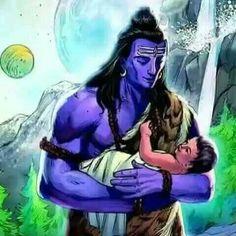 Shiva's love