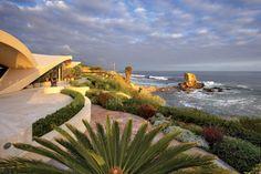 Dreamy The Portabello Residence in Corona Del Mar, Newport Beach, California; sold for 34 million in 2010