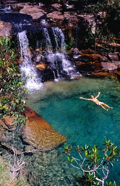 Pacheco Falls, Quebrada Pacheco, Venezuela...I've dreamed of going to a place like this alone with my husband :)