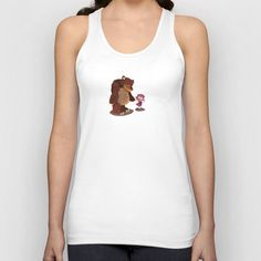 This way! Unisex Tank Top by Lilybet - $22.00