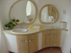 Bathroom vanity, Pod 1, Bishops Wood