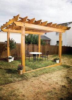 Building a backyard oasis - Popular Mechanics