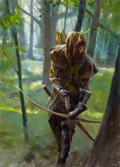 Robin Hood ~ Gregory Manchess