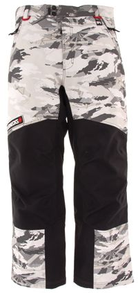 SLEDNECKS CHRIS BURANDT 3 LAYER PANT (2015): #Camo. The most technical rider needs the most #technical #gear. The #ChrisBurandt Pant features a three layer shell construction with maximum waterproofing and breathability to ensure ultimate protection from highly variable winter conditions. http://www.upnorthsports.com/snowmobile/snowmobile-clothing/snowmobile-bibs-pants/mens-bibs-pants/slednecks-chris-burandt-3-layer-pant-2015.html