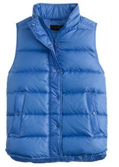 Retro Ski Vest,GERRY Down Vest,Mens Puffy Vest,Down Filled Vest,Grass Green,Outdoor Sportswear Snow Skiing Snowboarding Winter Snaps Up Vest