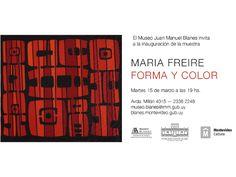 María Freire en el Museo Blanes imagen 2