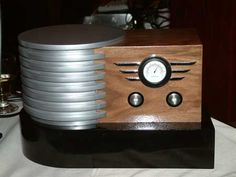 A desktop computer inspired by a 1938 Zenith radio by Jeffrey Stephenson