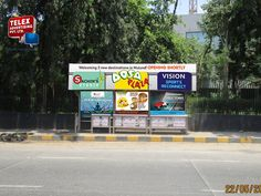 Recently we done bus shelter campaign for ''Dosa plaza''at Mulund.