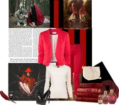 """""""Untitled #27"""" by ninakaticd on Polyvore"""