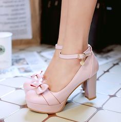 28.21$ Buy now - http://aliamw.worldwells.pw/go.php?t=32776134398 - Women Shoes High Heels Bridal Shoes Platform Pumps White Pink Wedding Shoes Sy-2219 28.21$