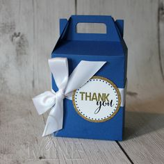 Royal Prince or Princess Baby Shower Favors - Gable Box - 1 Dozen - Assembly Required - Royal Blue and Glitter Gold by LovinglyMine on Etsy