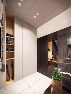 white-wall-paneling