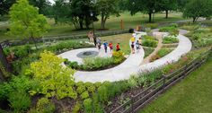 MKSK - Projects - The Scotts Miracle-Gro Community Garden Campus, Columbus Ohio