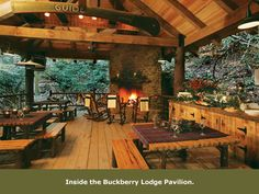 I like the feel of Buckberry Lodge! This is the cream of the crop in Gatlinburg, TN.  We enjoyed our little get a-way here.
