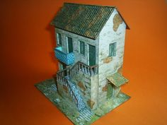 Brazillian riverhouse