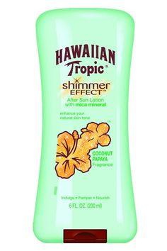 200 200 Ml Devoted Hawaiian Tropic After Sun Cooling Aloe Vera Gel