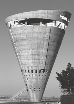 Grand Central Water Tower, Midrand, South Africa, 1996 by GAPP Architects & Urban Designers