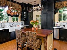 Choosing Tuscan Wall Colors | How to Choose Paint Colors for Your Kitchen