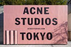 acne studios packaging portrait - Buscar con Google