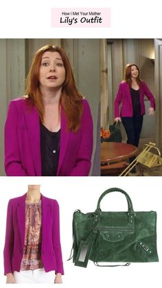 """Alyson Hannigan as Lily in How I Met Your Mother - """"The Bro Mitzvah"""" (Ep. 822) 