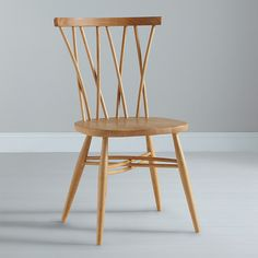 Buy ercol for John Lewis Chiltern Dining Chair, Oak Online at johnlewis.com