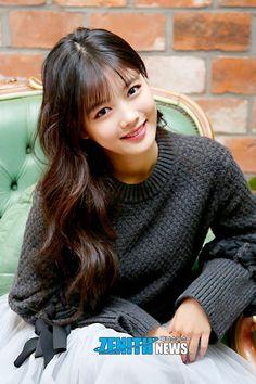 Kim Yoo Jung (Interviews 10/2016) - Album on Imgur Korean Women, Korean Girl, Kim Joo Jung, Star Beauty, Asian Celebrities, Beautiful Asian Women, Korean Actresses, Beautiful Actresses, Pretty People