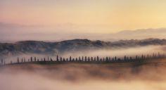 The foggy line by Antonio  longobardi, via 500px