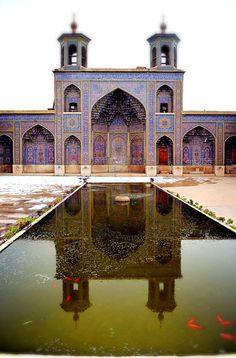Nasir al molk mosque,shiraz,Iran | by Maryam Nouri Premium wines delivered to your door.  Get in. Get wine. Get social.
