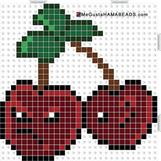 MeGustaHAMABEADS.com: Hama Beads Plants vs Zombies parte 2