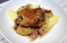 Far Breton - Simple & Gourmand Far Breton, Pork, Chicken, Duck Confit, Drinks, Kale Stir Fry, Pigs, Cubs