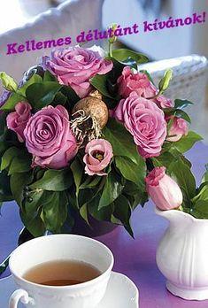 Szeretet: Kellemes délutánt kívánok! (kép) Cabbage, Vegetables, Food, Facebook, Flower Vases, Essen, Cabbages, Vegetable Recipes, Meals