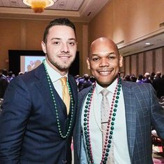 Conferencing in New Orleans!  Check out those beads! #atlanticsolutions | @ AtlanticSolutns (Somerset NJ)