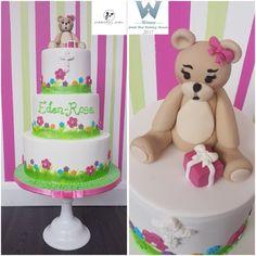 Bespoke christening cakes #christening #littlegirls #princess
