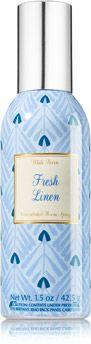 Fresh Linen 1.5 oz. Room Perfume - Home Fragrance 1037181 - Bath & Body Works