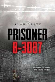 Prisoner B-3087 is based on a true story of a young Jewish boy who survives an unbelievable odyssey through a series of Nazi concentration camps.  As a side note, I learned in the afterward that he moves to the US after the war, marries--and is drafted to fight in the Korean War.  And comes back from that too.  A real life Odysseus.