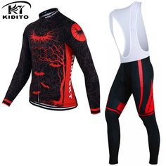41.99$  Buy here - http://ali2fg.worldwells.pw/go.php?t=32727436116 - KIDITOKT Dorca Winter Fleeced Ropa Ciclismo Bike Cycle Maillot Bicycle Wear Cycling Clothing Racing Thermal Cycling Jersey #006 41.99$