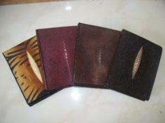 dompet kulit ikan pari - Penelusuran Google