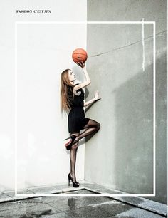 Congratulation to Cleveland Cavaliers for the NBA Championship! My tribute with the C'est Moit Magazine are these Basketball pictures! #basketball #nba #fashion #inspiation #cleveland #cavaliers #champion #cestmoimagazine #editorial #balintnemes