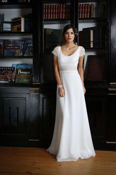 Vous êtes à la recherche de votre robe de mariée pour 2018 ? Découvrez la prochaine collection de la firme 100% française Elsa Gary et craquez po