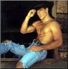 Hustler Cowboy Photoshoot