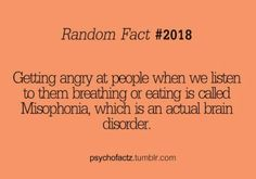 Oh I have this disorder!!!