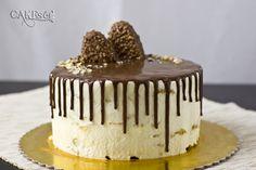 Maxi King, Chocolate Desserts, Vanilla Cake, Tiramisu, Sweets, Ethnic Recipes, Food, Birthday Cakes, Caramel