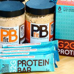 #GIVEAWAY TIME! Find out how to enter for your chance to win a HUGE container of our DELICIOUS PBfit Chocolate PBfit as well as these NOMtastic protein bars by @g2gbar!!!  1. Like this picture and follow us!!! 2. Tag your BFF (like peanut butter and chocolate: you go together ) 3. Be 13 years of age and within the U.S.  Make sure to like follow and comment by 12pm MST Friday June 16 2017 to submit your entry and we will select a random winner later on Friday June 16 2017.  Be sure to follow…