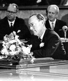 1967 Prince Bernhard of the Netherlands