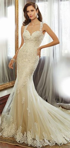 Sophia Tolli 2015 Bridal Collection, front