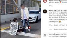 Am letzten Samstag organisierten die Klimaaktivisten von Extinction Rebellion in 10 Schweizer Städten Sitzstreiks, um den Verkehr zu blockieren – die Kommentare zur Aktion waren danach nicht wirklich freundlich.