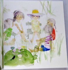 chihiro iwasaki images | Chihiro Iwasaki Art Illustration Works Book Summer Kawaii Brand New ...