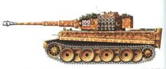 Tiger 122,s.Pz.Abt.509,Zhitomir,january 1944