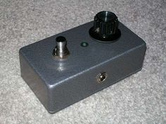 Make an easy guitar distortion pedal (STEP BY STEP!)