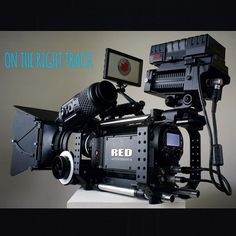 """It's Official! Our production crew landed a RED Mysterium-X Film Camera. These puppies brand new are over $30000... We snatched this for $5000. """"CHAOS EVOLVED"""" has the equipment to be the best Star Wars Fan Film of all time! #starwars#film#redcamera#swplanet#theforceawakens#cinematography#lucasfilm#fanfilm#episode7  by: @starwarsplanet"""